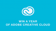 Win a Year of Adobe Creative Cloud
