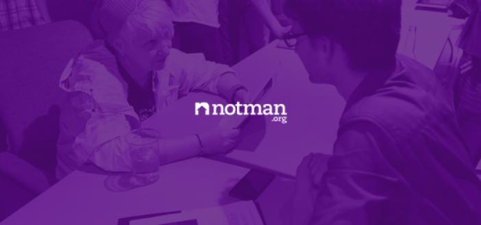 Sponsor Shoutout: Maison Notman House